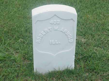 ARNOLD (VETERAN UNION), ROBERT M - Pulaski County, Arkansas | ROBERT M ARNOLD (VETERAN UNION) - Arkansas Gravestone Photos