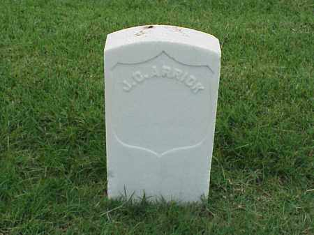 ARRICK (VETERAN UNION), J C - Pulaski County, Arkansas | J C ARRICK (VETERAN UNION) - Arkansas Gravestone Photos