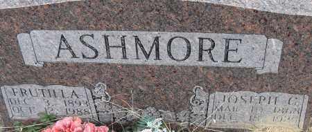 ASHMORE, FRUTILLA - Pulaski County, Arkansas | FRUTILLA ASHMORE - Arkansas Gravestone Photos