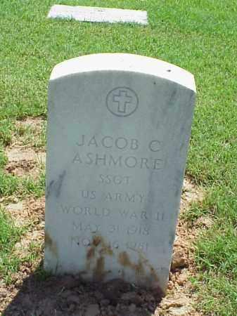 ASHMORE (VETERAN WWII), JACOB C - Pulaski County, Arkansas | JACOB C ASHMORE (VETERAN WWII) - Arkansas Gravestone Photos