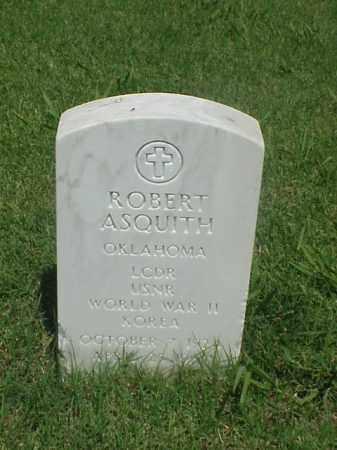 ASQUITH (VETERAN 2WARS), ROBERT - Pulaski County, Arkansas | ROBERT ASQUITH (VETERAN 2WARS) - Arkansas Gravestone Photos