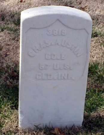 AUSTIN (VETERAN UNION), CHARLES - Pulaski County, Arkansas | CHARLES AUSTIN (VETERAN UNION) - Arkansas Gravestone Photos