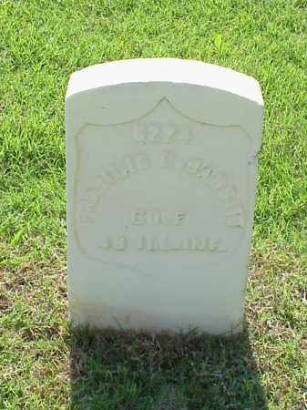 BABBITT (VETERAN UNION), FRANCIS C - Pulaski County, Arkansas | FRANCIS C BABBITT (VETERAN UNION) - Arkansas Gravestone Photos