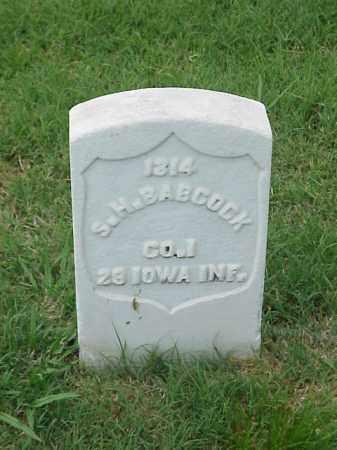 BABCOCK (VETERAN UNION), S H - Pulaski County, Arkansas | S H BABCOCK (VETERAN UNION) - Arkansas Gravestone Photos