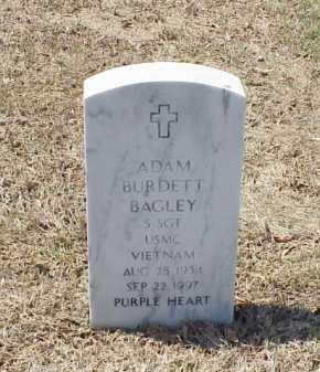 BAGLEY (VETERAN VIET), ADAM BURDETT - Pulaski County, Arkansas   ADAM BURDETT BAGLEY (VETERAN VIET) - Arkansas Gravestone Photos
