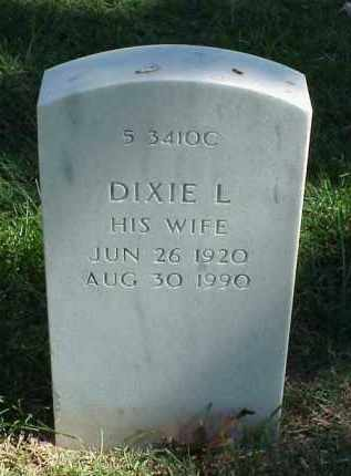 BAIER, DIXIE L - Pulaski County, Arkansas | DIXIE L BAIER - Arkansas Gravestone Photos