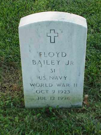 BAILEY, JR (VETERAN WWII), FLOYD - Pulaski County, Arkansas | FLOYD BAILEY, JR (VETERAN WWII) - Arkansas Gravestone Photos