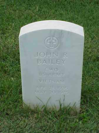 BAILEY (VETERAN VIET), JOHN R - Pulaski County, Arkansas | JOHN R BAILEY (VETERAN VIET) - Arkansas Gravestone Photos