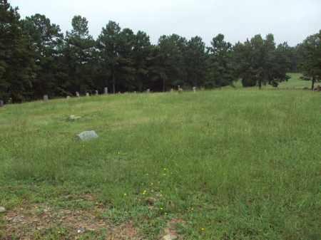 *BAILOR CEMETERY OVERVIEW,  - Pulaski County, Arkansas    *BAILOR CEMETERY OVERVIEW - Arkansas Gravestone Photos