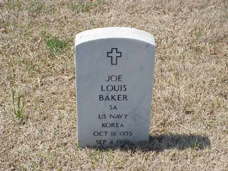 BAKER (VETERAN KOR), JOE LOUIS - Pulaski County, Arkansas | JOE LOUIS BAKER (VETERAN KOR) - Arkansas Gravestone Photos