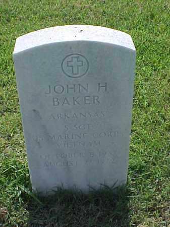 BAKER (VETERAN VIET), JOHN H - Pulaski County, Arkansas | JOHN H BAKER (VETERAN VIET) - Arkansas Gravestone Photos