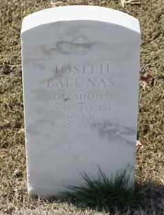 BAKUNAS  (VETERAN), JOSEPH - Pulaski County, Arkansas | JOSEPH BAKUNAS  (VETERAN) - Arkansas Gravestone Photos