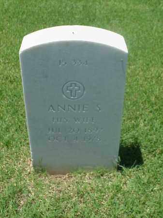 BALDWIN, ANNIE S. - Pulaski County, Arkansas | ANNIE S. BALDWIN - Arkansas Gravestone Photos