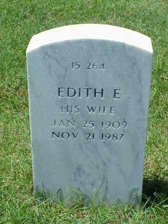 BALE, EDITH E - Pulaski County, Arkansas | EDITH E BALE - Arkansas Gravestone Photos