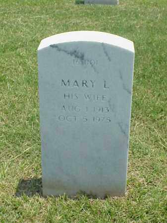 BANKHEAD, MARY L. - Pulaski County, Arkansas | MARY L. BANKHEAD - Arkansas Gravestone Photos