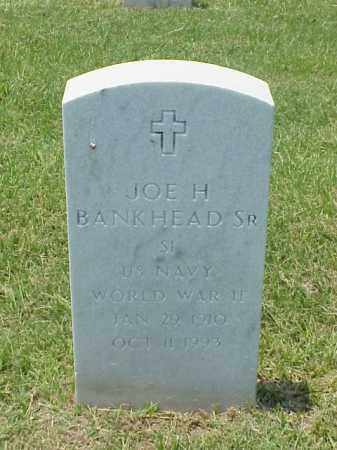 BANKHEAD, SR (VETERAN WWII), JOE H - Pulaski County, Arkansas | JOE H BANKHEAD, SR (VETERAN WWII) - Arkansas Gravestone Photos