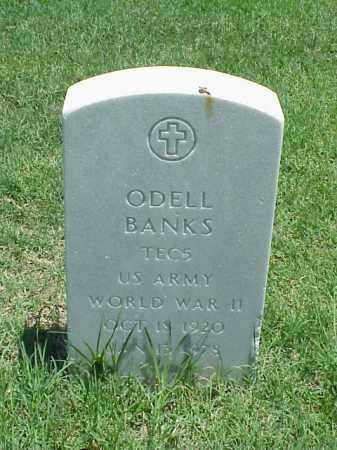 BANKS (VETERAN WWII), ODELL - Pulaski County, Arkansas | ODELL BANKS (VETERAN WWII) - Arkansas Gravestone Photos