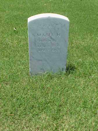 BANKSON, MABEL H. - Pulaski County, Arkansas | MABEL H. BANKSON - Arkansas Gravestone Photos