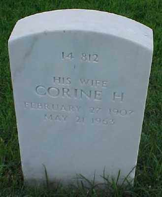 BARBEE, CORINE H. - Pulaski County, Arkansas | CORINE H. BARBEE - Arkansas Gravestone Photos