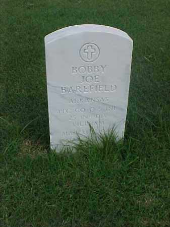 BAREFIELD (VETERAN VIET), BOBBY JOE - Pulaski County, Arkansas | BOBBY JOE BAREFIELD (VETERAN VIET) - Arkansas Gravestone Photos