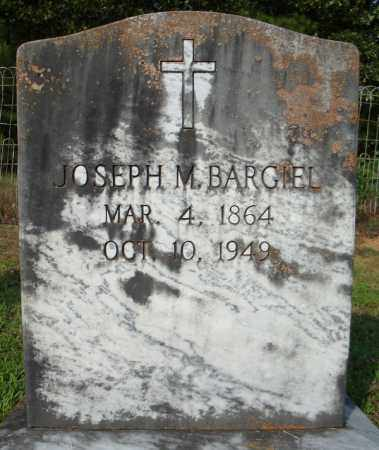 BARGIEL, JOSEPH M. - Pulaski County, Arkansas | JOSEPH M. BARGIEL - Arkansas Gravestone Photos