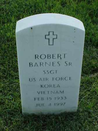 BARNES, SR (VETERAN 2WARS), ROBERT - Pulaski County, Arkansas | ROBERT BARNES, SR (VETERAN 2WARS) - Arkansas Gravestone Photos