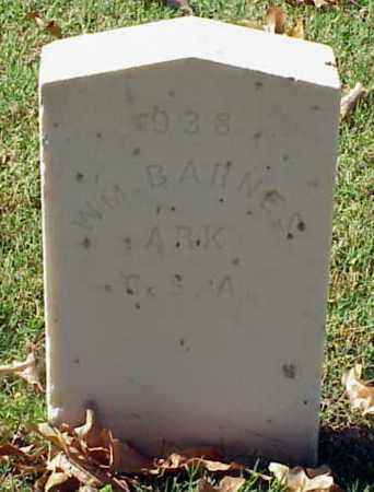 BARNES (VETERAN CSA), WILLIAM - Pulaski County, Arkansas   WILLIAM BARNES (VETERAN CSA) - Arkansas Gravestone Photos