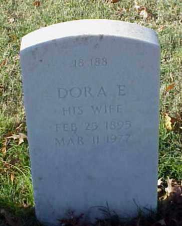 BARNETT, DORA E - Pulaski County, Arkansas | DORA E BARNETT - Arkansas Gravestone Photos