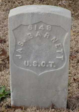 BARNETT (VETERAN UNION), JAMES - Pulaski County, Arkansas | JAMES BARNETT (VETERAN UNION) - Arkansas Gravestone Photos