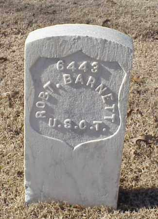 BARNETT (VETERAN UNION), ROBERT - Pulaski County, Arkansas | ROBERT BARNETT (VETERAN UNION) - Arkansas Gravestone Photos