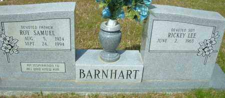 BARNHART, ROY SAMUEL - Pulaski County, Arkansas | ROY SAMUEL BARNHART - Arkansas Gravestone Photos