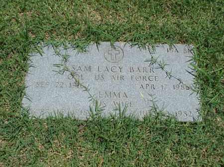 BARR, EMMA - Pulaski County, Arkansas   EMMA BARR - Arkansas Gravestone Photos