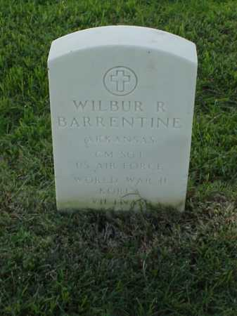 BARRENTINE (VETERAN 3WARS), WILBUR R - Pulaski County, Arkansas | WILBUR R BARRENTINE (VETERAN 3WARS) - Arkansas Gravestone Photos