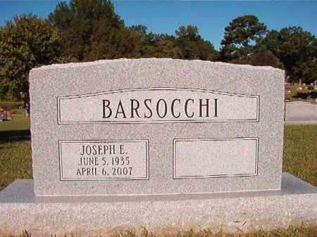 BARSOCCHI, JOSEPH E - Pulaski County, Arkansas | JOSEPH E BARSOCCHI - Arkansas Gravestone Photos