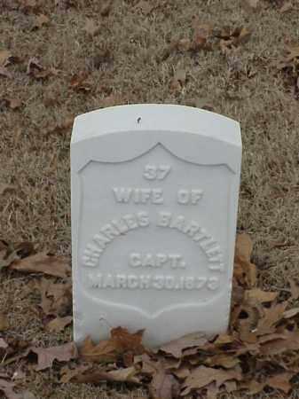BARTLETT, MRS. CHARLES - Pulaski County, Arkansas | MRS. CHARLES BARTLETT - Arkansas Gravestone Photos