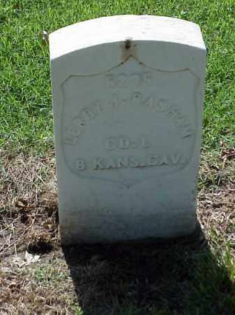 BASHAM (VETERAN UNION), LEROY J - Pulaski County, Arkansas | LEROY J BASHAM (VETERAN UNION) - Arkansas Gravestone Photos