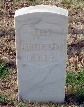 BASS (VETERAN UNION), PHILLIP - Pulaski County, Arkansas | PHILLIP BASS (VETERAN UNION) - Arkansas Gravestone Photos