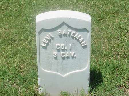 BATEMAN (VETERAN UNION), LEVI - Pulaski County, Arkansas | LEVI BATEMAN (VETERAN UNION) - Arkansas Gravestone Photos