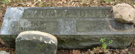 BAUMGARDNER, ROSIE C. - Pulaski County, Arkansas | ROSIE C. BAUMGARDNER - Arkansas Gravestone Photos