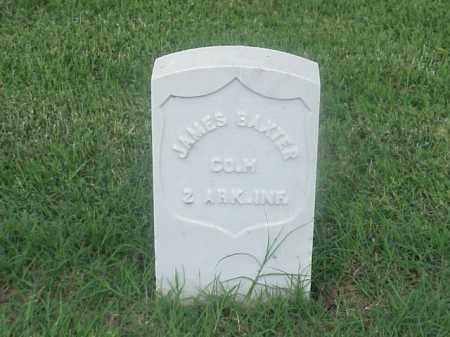 BAXTER (VETERAN UNION), JAMES - Pulaski County, Arkansas | JAMES BAXTER (VETERAN UNION) - Arkansas Gravestone Photos