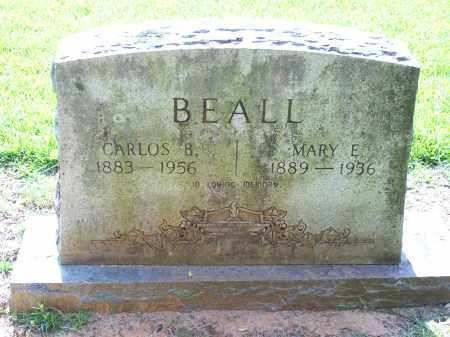 BEALL, MARY E. - Pulaski County, Arkansas | MARY E. BEALL - Arkansas Gravestone Photos