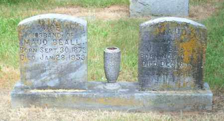 BEALL, JOSEPH T. - Pulaski County, Arkansas | JOSEPH T. BEALL - Arkansas Gravestone Photos