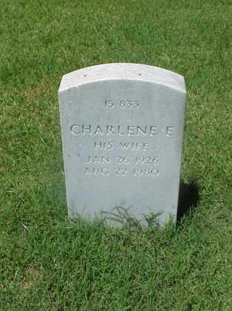 BEAMSDERFER, CHARLENE E - Pulaski County, Arkansas | CHARLENE E BEAMSDERFER - Arkansas Gravestone Photos
