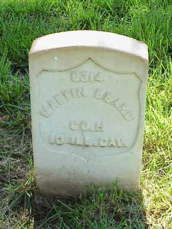 BEARD (VETERAN UNION), MARTIN - Pulaski County, Arkansas | MARTIN BEARD (VETERAN UNION) - Arkansas Gravestone Photos