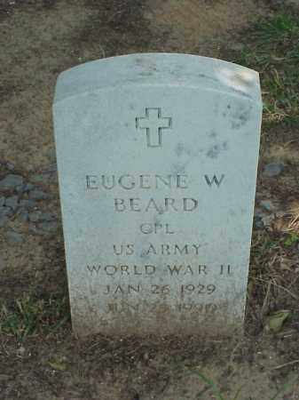 BEARD (VETERAN WWII), EUGENE W - Pulaski County, Arkansas | EUGENE W BEARD (VETERAN WWII) - Arkansas Gravestone Photos