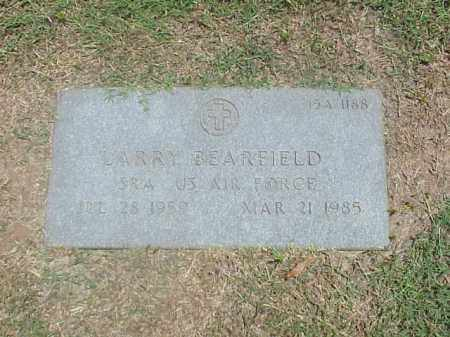 BEARFIELD (VETERAN), LARRY - Pulaski County, Arkansas | LARRY BEARFIELD (VETERAN) - Arkansas Gravestone Photos