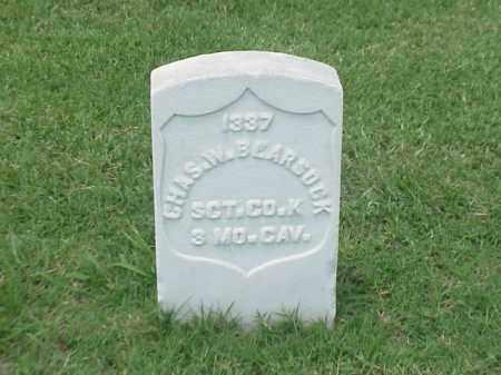 BEARSOCK (VETERAN UNION), CHARLES W - Pulaski County, Arkansas | CHARLES W BEARSOCK (VETERAN UNION) - Arkansas Gravestone Photos