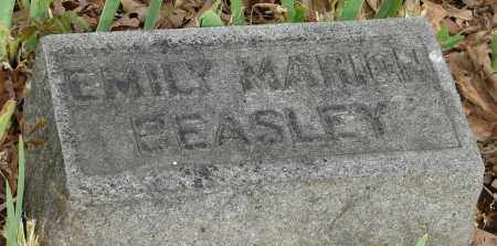 BEASLEY, EMILY MARION - Pulaski County, Arkansas | EMILY MARION BEASLEY - Arkansas Gravestone Photos