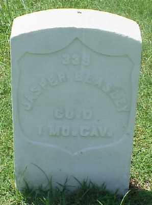 BEASLEY (VETERAN UNION), JASPER - Pulaski County, Arkansas | JASPER BEASLEY (VETERAN UNION) - Arkansas Gravestone Photos