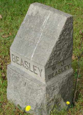 BEASLEY, W. J. - Pulaski County, Arkansas | W. J. BEASLEY - Arkansas Gravestone Photos